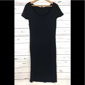 DKNY Short Sleeve Lightweight Casual Dress